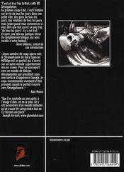 Strangehaven t.3 ; complots - 4ème de couverture - Format classique