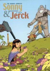 Sonny et jerck t2 kaprice - Couverture - Format classique