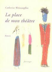 La place de mon théâtre - Intérieur - Format classique