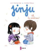 Jinju ; oh les amoureux ! - Couverture - Format classique