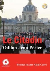 Le citadin - Couverture - Format classique