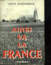 Ainsi Va La France. - Couverture - Format classique