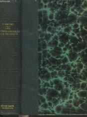 Les Derniers Progres De La Physique - Couverture - Format classique