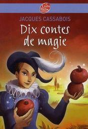 Dix contes de magie - Intérieur - Format classique
