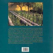 Au vert pays des jardins potagers - 4ème de couverture - Format classique
