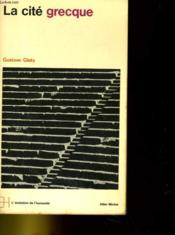 La Cite Grecque - Couverture - Format classique