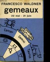 Gemeau 22 Mai - 21 Juin - Couverture - Format classique