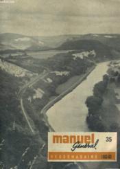 Manuel General N°35 - Couverture - Format classique