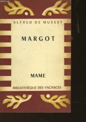 Margot - Couverture - Format classique
