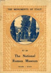 The National Roman Museum - Couverture - Format classique