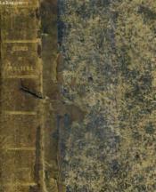 Oeuvres De Moliere Precedees D'Une Notice Sur Sa Vie Et Ses Ouvrages Par Sainte Beuve. - Couverture - Format classique