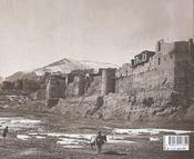 Du cachemire a kaboul - les photographies de john burke et william baker (1860-1900) - 4ème de couverture - Format classique