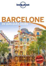Barcelone en quelques jours (5e édition) - Couverture - Format classique