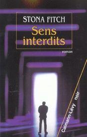 Sens Interdits - Intérieur - Format classique