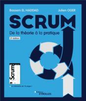 Scrum, de la théorie à la pratique (2e édition) - Couverture - Format classique
