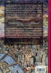 Dragman - 4ème de couverture - Format classique