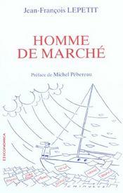 Homme De Marches - Intérieur - Format classique