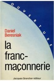 La franc-maconnerie - Couverture - Format classique