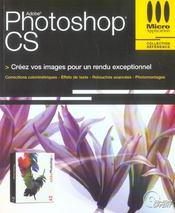 Photoshop Cs - Intérieur - Format classique