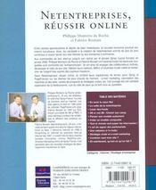 Cpress Reference ; Comment Generer Des Revenus Sur Internet - 4ème de couverture - Format classique