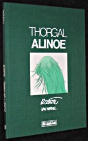 Thorgal T.8 ; Alinoë - Couverture - Format classique