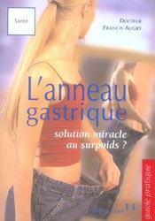 L'anneau gastrique ; solution miracle au surpoids ? - Intérieur - Format classique