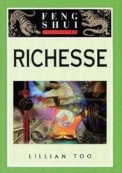 Richesse ; initiation au feng shui - Couverture - Format classique