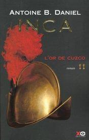 Inca - tome 2 - l'or de cuzco - Intérieur - Format classique