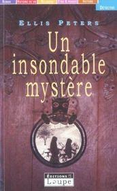Un insondable mystère - Intérieur - Format classique