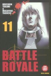 Battle royale t.11 - Intérieur - Format classique