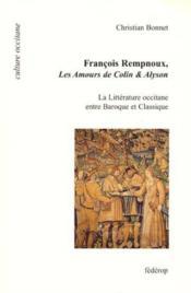 François Rempnoux - Couverture - Format classique