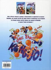 Kangoo juniors t.2 ; quelle mouche te pique ! - 4ème de couverture - Format classique