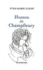 Husson Dit Champfleury - Couverture - Format classique