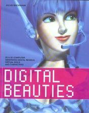Digital beauties-trilingue - Intérieur - Format classique