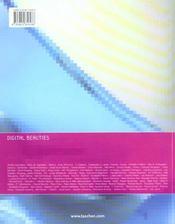 Digital beauties-trilingue - 4ème de couverture - Format classique