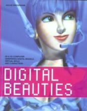 Digital beauties-trilingue - Couverture - Format classique