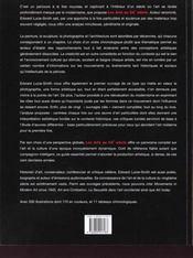 Les Arts Visuels Du Xx Siecle - 4ème de couverture - Format classique