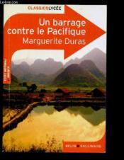 Un barrage contre le Pacifique, de Marguerite Duras - Couverture - Format classique