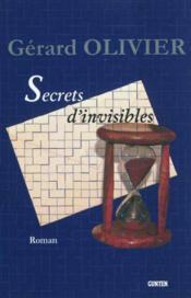 Secrets D'Invisibles - Couverture - Format classique