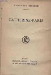 Catherine Paris. - Couverture - Format classique