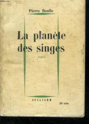 La Planete Des Singes. - Couverture - Format classique