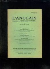 L Anglais Par La Methode Nature. Introduction A L Etude. - Couverture - Format classique