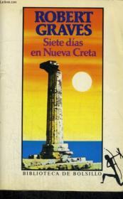 Siete Dias En Nueva Creta - Couverture - Format classique