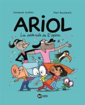 Ariol T.10 ; les petits rats de l'opéra - Couverture - Format classique