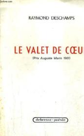 Le Valet De Coeur. - Couverture - Format classique