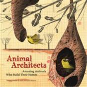 Animal architects - Couverture - Format classique