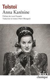 Anna Karenine - Couverture - Format classique