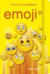Agenda scolaire emoji (édition 2020/2021) - Couverture - Format classique