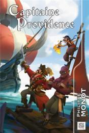 Capitaine Providence - Couverture - Format classique