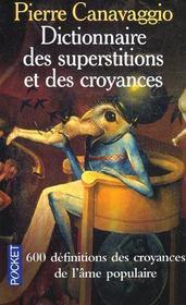 Le Livre Des Superstitions - Intérieur - Format classique